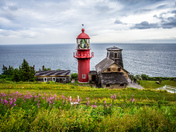 Pointe a-la-Renomme Lighthouse