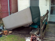 Shed Blown Over