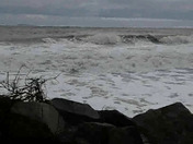 High Tide at Goose Rocks Beach, Kennebunkport