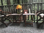 Felton got hail this morning! Here are a few pics and video!!