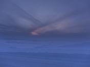 Border Hill, Yukon