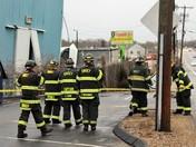 Firefighter Hit & Run