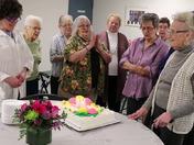 Lancaster resident, Helen Ranzanski, turned 100 on March 7, 2018