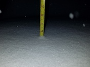 Enfield NH snow total