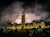 Parliament Fireworks