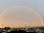 Beautiful Rainbow in Salinas