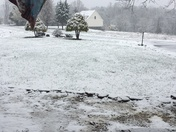 Snow - North Wilkesboro, NC