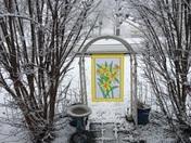 Dobson NC Snow of 2018