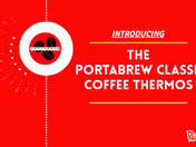 Portabrew Classic Coffee Thermos