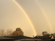 Wow...almost double rainbow