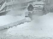 3/13 snowfall in Framingham