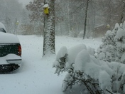Snow storm on March 13,2018