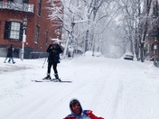 Making the most of the storm: Beacon Hill Snow Day!