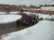 Bedford School Walkout