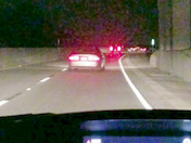 Erratic driver on route 283W tonight.