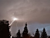 Citrus Heights lightning