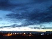 Albuquerque sun rise