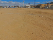 PREPPING VACANT LOT FOR CONSTRUCTION-OF NEW SE SUB-STATION !!!!