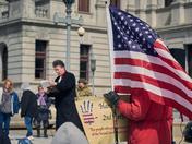 PA Capitol Gun Law Protest