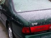 509 p.m. that's NOT snow