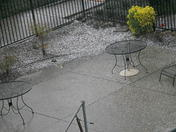 Hail in Roseville
