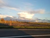 hwy 70 to 99 junction eastern sky