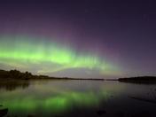 Reflection Aurora
