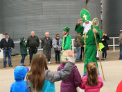 Imogene Iowa St. Patrick's Day Parade