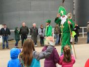 Imogene Iowa St. Patrick's Day Parade