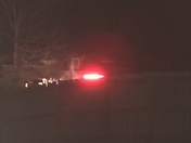 Fire in Oakhurst subdivision in Clinton