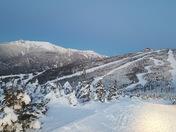 Upper Cannon Mountain