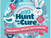 Hunt for a Cure Easter Event