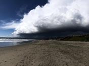 St Patrick's Day Storm Cloud