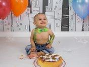 First Birthday April 13