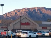 Smith's with the sandias in the background