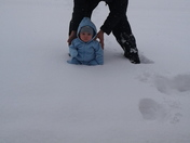 Our snowbaby