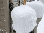 "13"" snow fall 3-21-18 landisville"