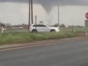 Olivehurst Tornado