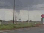 Olivehurst Tornado video #2