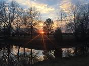 Tonight's sunset