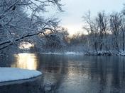 Snowy Swatara Creek