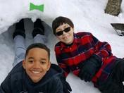Bryce and Ian