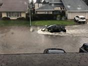 Street flooding