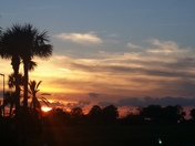 Kenner sunset
