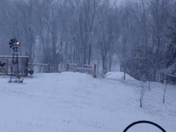 Jennings county snowfall