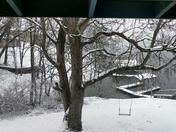 Dry ridge KY. Snow is still falling!