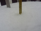 6 inches here in dry ridge ky