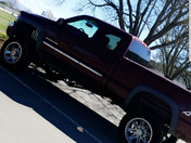 This is my truck that was stolen from Hollister.