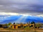 Beautiful sight in Corrales NM
