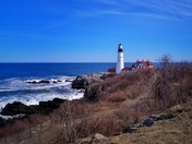 Portland head light today